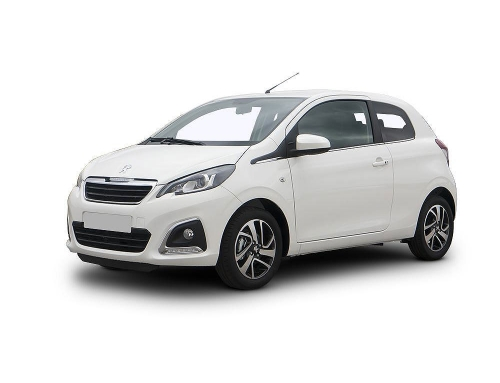 Peugeot 108 (or similar) Small, Budget Car Hire