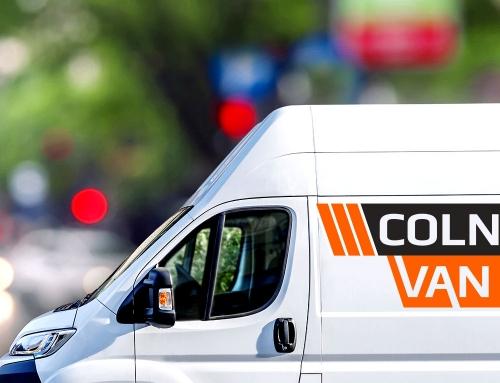 Brand New Van Fleet Arrives at Colne Van Hire!